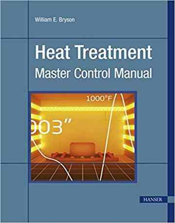 کتاب عملیات حرارتی: راهنمای کنترل اصلی