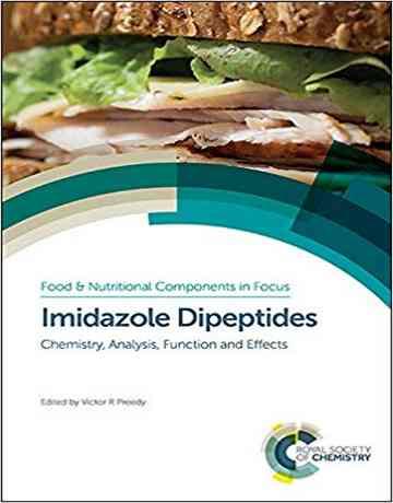 دی پپتیدهای ایمیدازول: شیمی، آنالیز، عملکرد و اثرات