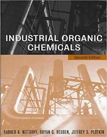 مواد شیمیایی آلی صنعتی ویرایش دوم