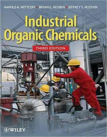 کتاب مواد شیمیایی آلی صنعتی ویرایش سوم Harold Wittcoff