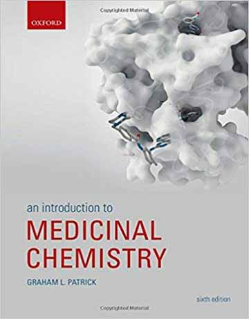 دانلود کتاب شیمی دارویی پاتریک ویرایش ششم