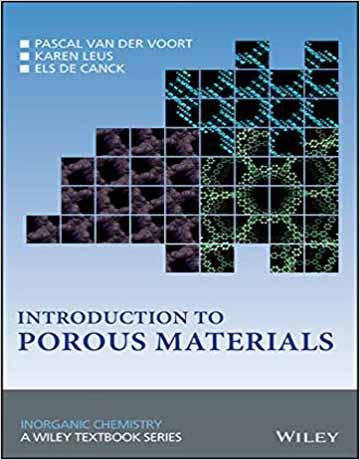 کتاب مقدمه ای بر مواد متخلخل Porous Materials