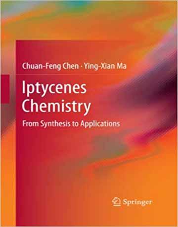 کتاب شیمی Iptycenes: از سنتز تا کاربردها