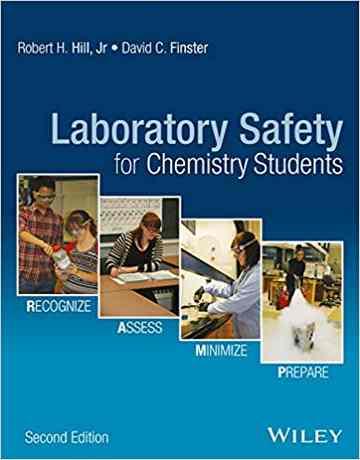 کتاب ایمنی آزمایشگاهی برای دانشجویان شیمی ویرایش دوم