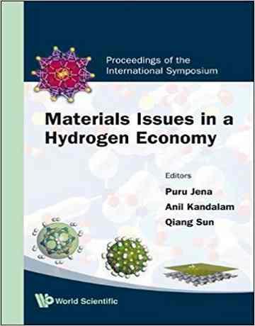 مسائل مربوط به مواد در اقتصاد هیدروژن