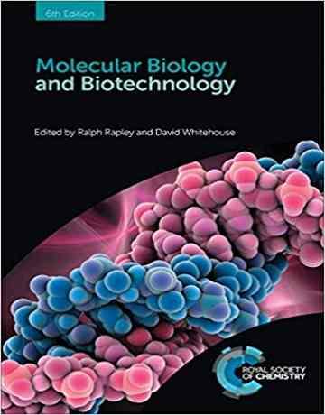 کتاب بیولوژی مولکولی و بیوتکنولوژی ویرایش ششم