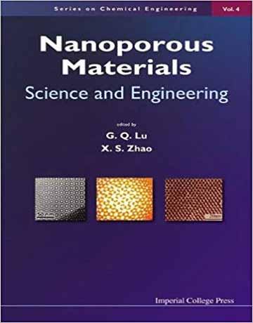 مواد نانومتخلخل: علوم و مهندسی