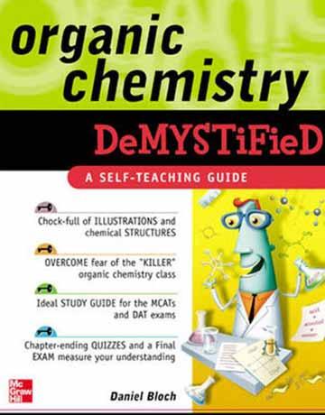 دانلود کتاب شیمی آلی Daniel Bloch