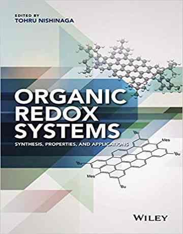سیستم های ردوکس آلی: سنتز، خواص و کاربردها