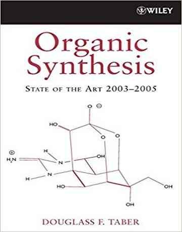 کتاب سنتزهای آلی 2005 - 2003
