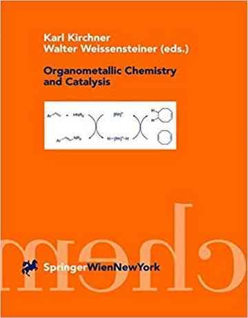 کتاب شیمی آلی فلزی و کاتالیز