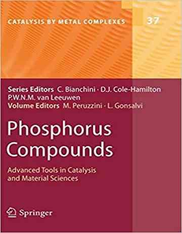 ترکیبات فسفر: ابزارهای پیشرفته در کاتالیز و علم مواد