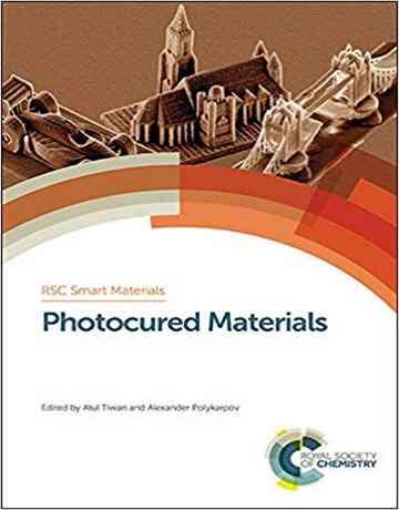 دانلود کتاب مواد نورپز Photocured Materials