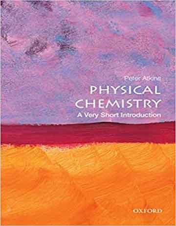 کتاب شیمی فیزیک اتکینز: مقدمه ای کوتاه