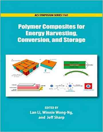 کامپوزیت های پلیمری برای برداشت انرژی، تبدیل و ذخیره سازی انرژی
