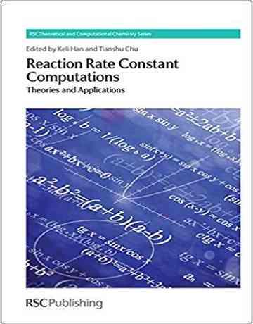 محاسبات ثابت سرعت واکنش: تئوری و کاربردها