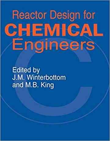 کتاب طراحی راکتور برای مهندسین شیمی