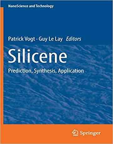 سیلیکن Silicene: پیشگویی، سنتز و کاربرد