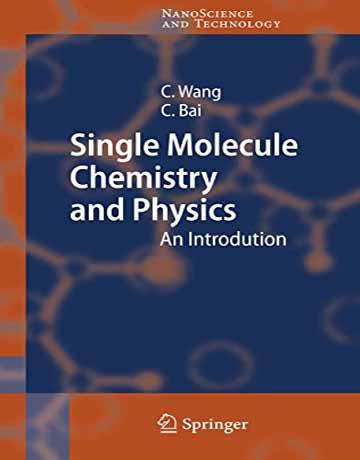 کتاب شیمی و فیزیک تک مولکولی Chen Wang