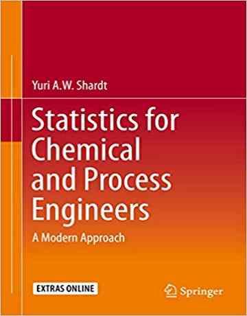 کتاب آمار برای مهندسی شیمی و فرایند