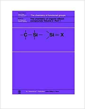 شیمی ترکیبات سیلیکون آلی جلد دوم پارت 3-1