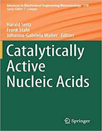 کتاب اسیدهای نوکلئیک کاتالیستی فعال