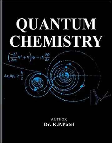کتاب شیمی کوانتوم پاتل K. P. Patel