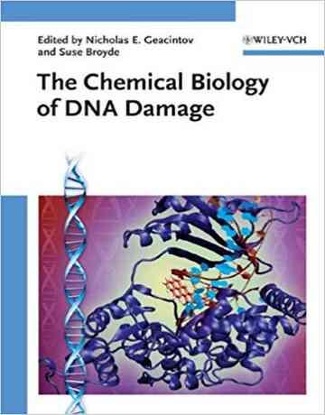 کتاب بیولوژی شیمیایی آسیب DNA