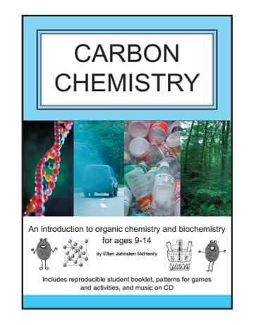 کتاب شیمی کربن: مقدمه ای بر شیمی آلی و بیوشیمی