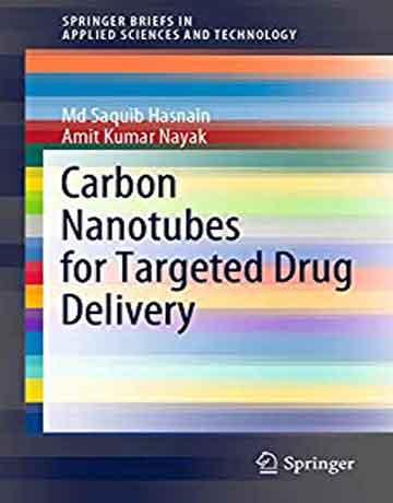 کتاب نانولوله های کربنی برای تحویل داروی هدفمند (دراگ دلیوری)