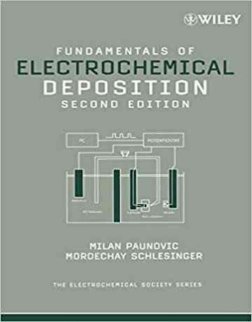 کتاب اصول رسوب الکتروشیمیایی ویرایش دوم