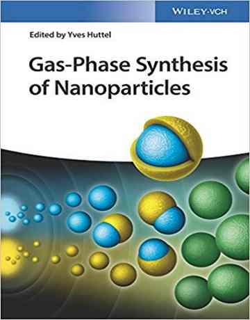 کتاب سنتز در فاز گازی نانوذرات