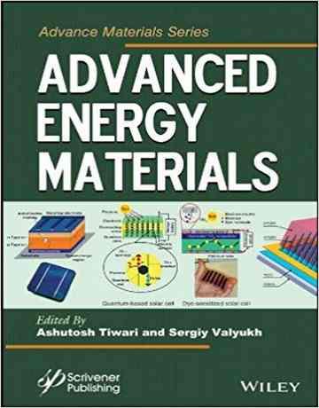 دانلود کتاب مواد انرژی پیشرفته