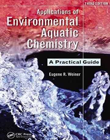 کتاب کاربردهای شیمی آبزی Aquatic Chemistry محیطی ویرایش سوم