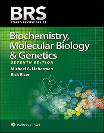 کتاب بیوشیمی، بیولوژی مولکولی و ژنتیک مایکل لیبرمن ویرایش هفتم 2019