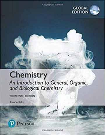 کتاب شیمی عمومی، شیمی آلی و بیولوژیکی تیمبرلیک ویرایش سیزدهم (نسخه جهانی)