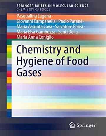 کتاب شیمی و بهداشت گازهای غذایی