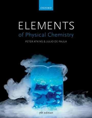 کتاب عناصر شیمی فیزیک ویرایش 7 هفتم تالیف پیتر اتکینز