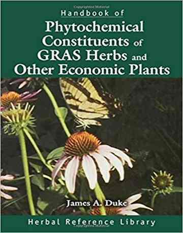هندبوک ترکیبات فیتوشیمیایی گیاهان GRAS و سایر گیاهان اقتصادی
