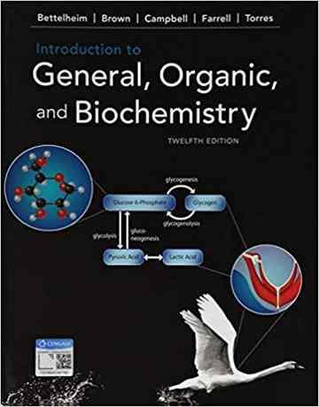 کتاب شیمی عمومی، شیمی آلی و بیوشیمی بتلهایم ویرایش دوازدهم