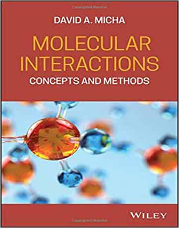برهمکنش های مولکولی: مفاهیم و روش ها