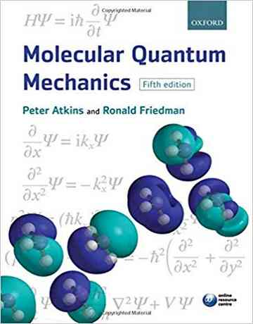 کتاب مکانیک کوانتومی مولکولی پیتر اتکینز ویرایش پنجم