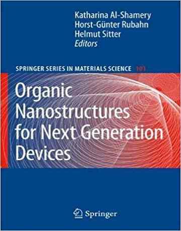 نانوساختارهای آلی برای دستگاه های نسل بعدی