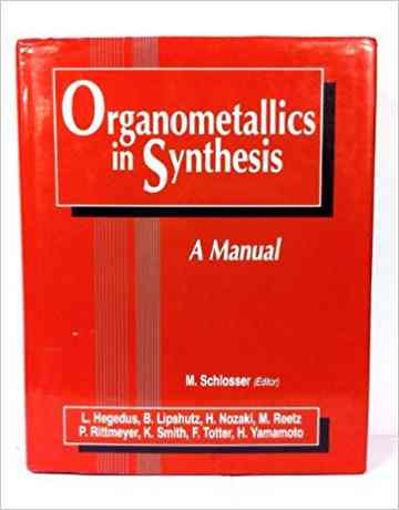 کتاب شیمی آلی فلزی در سنتز