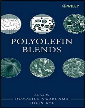 کتاب ترکیبات و مخلوط های پلی اولفین