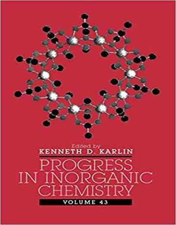 کتاب پیشرفت در شیمی معدنی جلد 43