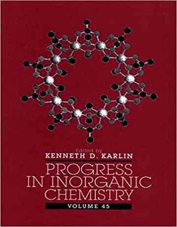 کتاب پیشرفت در شیمی معدنی جلد 45