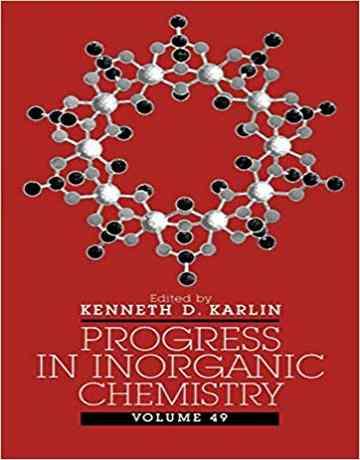کتاب پیشرفت در شیمی معدنی جلد 49