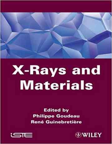 کتاب اشعه ایکس و مواد