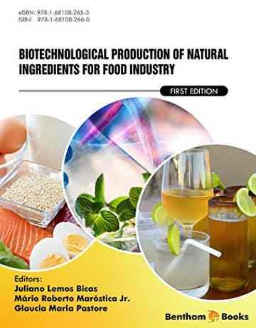 تولید بیوتکنولوژیک عناصر طبیعی برای صنایع غذایی
